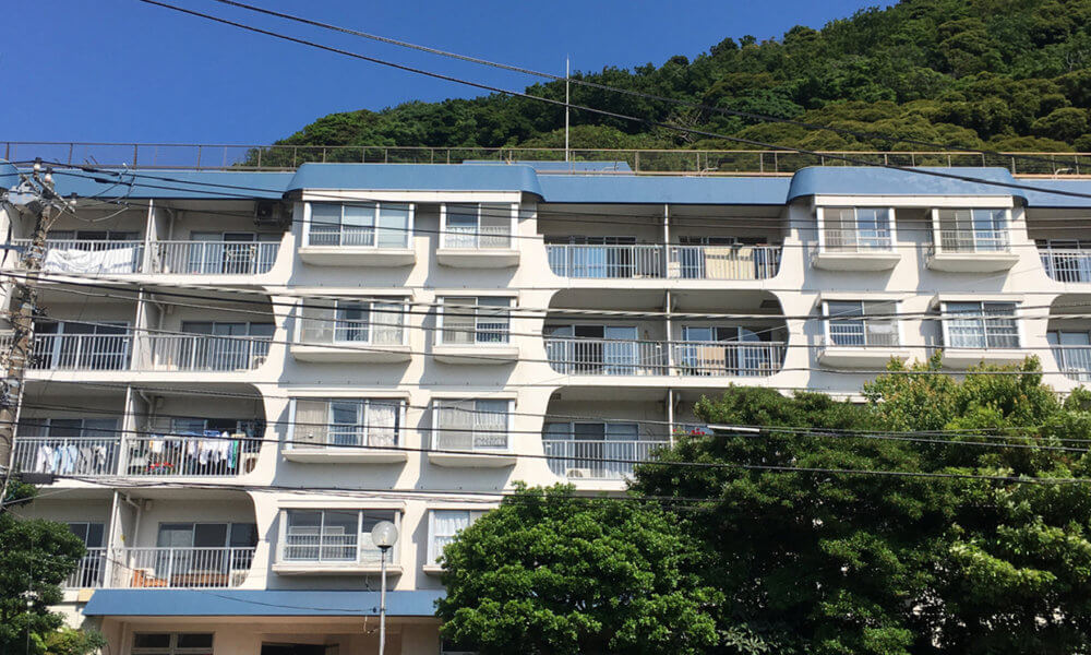 「 stri-ep house flat 葉山エコーハイツ 」今秋ON SALE!!