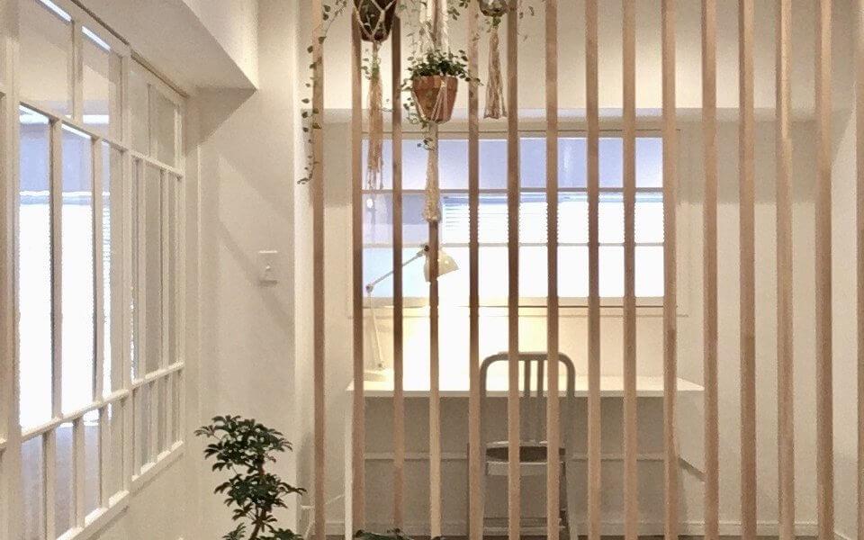 「stri-ep house flat 葉山エコーハイツ」完成!