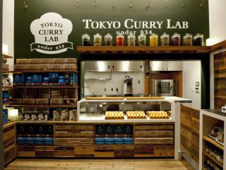 TOKYO CURRY LAB under 634