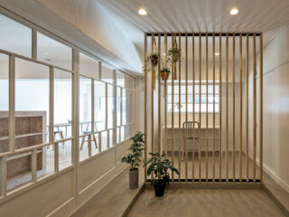 stri-ep house flat 葉山エコーハイツ 4F