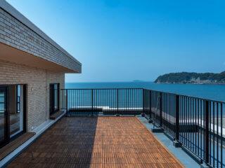 stri-ep house flat 逗子海岸
