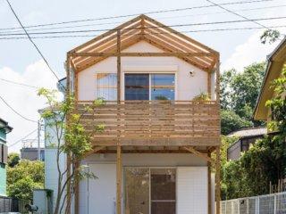 stri-ep house 葉山 下山口
